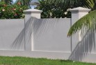 Norville Front yard fencing 29